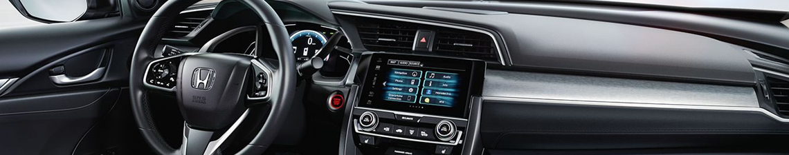 2017 Honda Civic Sedan Models Offer Three Cloth And Leather Interiors For Our Fort Lauderdale Customers To Select From With Each Bringing Its Own