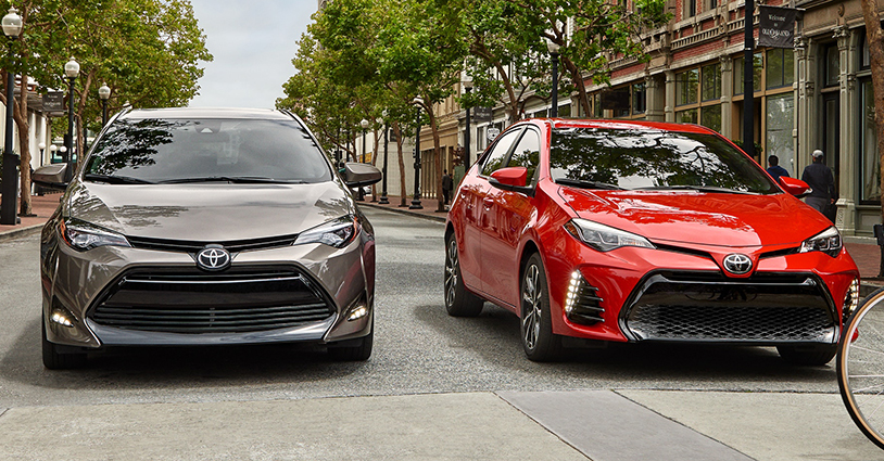 Toyota Corolla For Sale Near Me >> New 2019 Corolla Florence NC   Florence Toyota