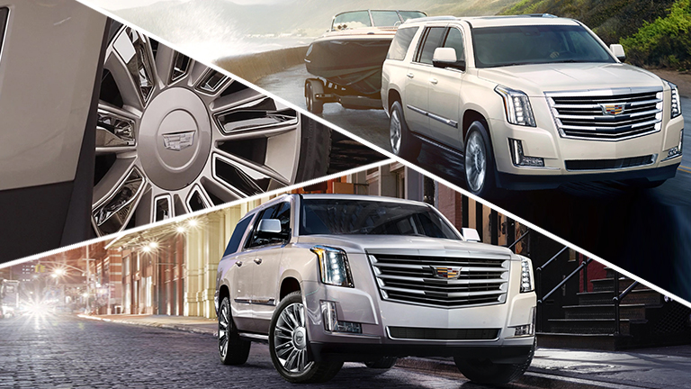 2019 Escalade Performance Features