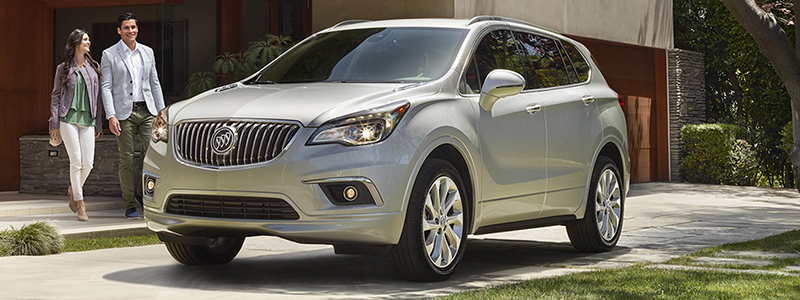 New 2018 Buick Envision 1500 Cary NC