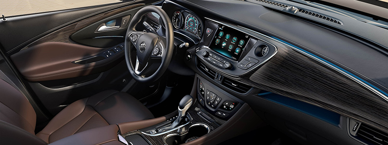 Cary NC New 2018 Buick Envision