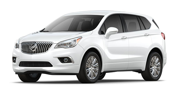 2018 Buick Envision 1SV
