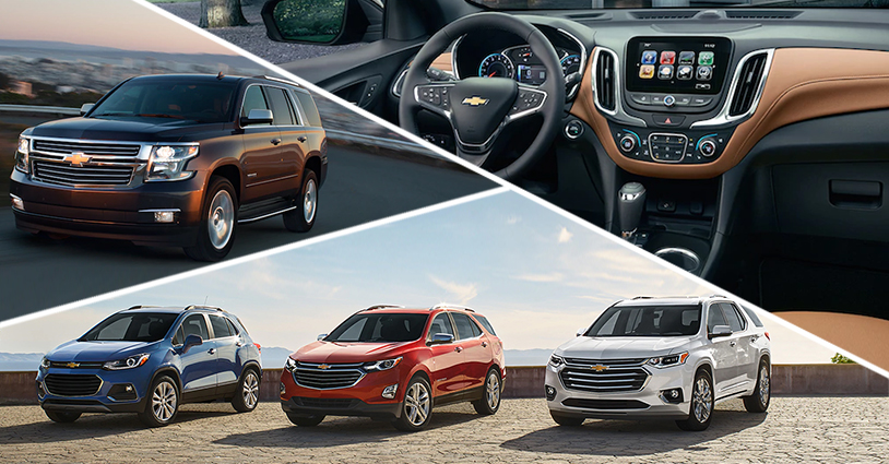 Jim Browne Chevy >> New Chevy Suv Models Jim Browne Chevrolet Buick Gmc Dade