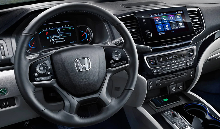 New 2021 Honda Pilot Troutdale OR