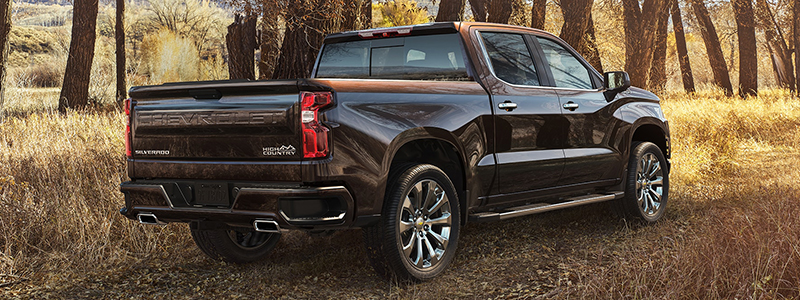 Southern Pines Chevrolet >> New 2019 Silverado 1500 | Southern Pines Chevrolet Buick GMC | NC Dealership