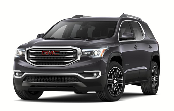 Southern Pines Chevrolet >> New 2019 Acadia | Southern Pines Chevrolet Buick GMC | NC Dealership