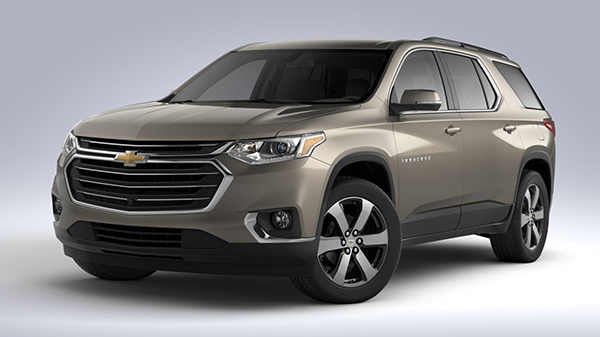 New 2020 Traverse | Sunrise Chevrolet | Queens NY Dealership