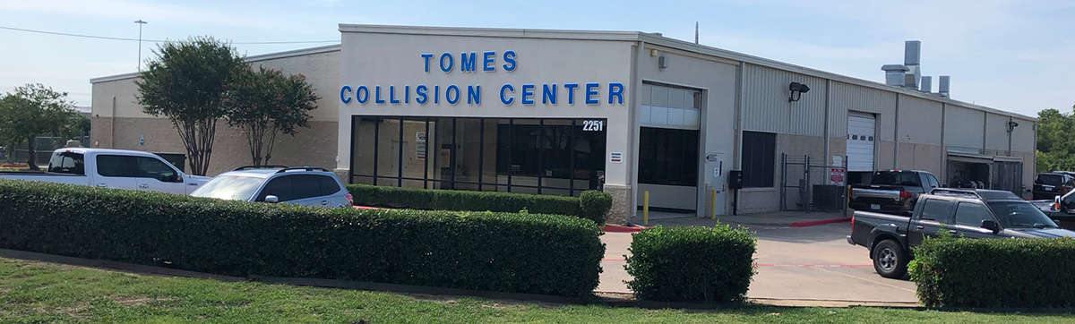 Tomes Auto Group Collision Center