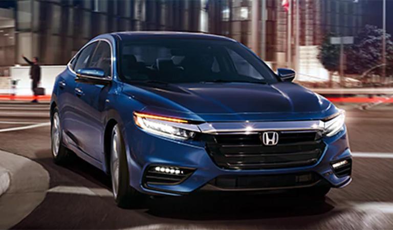 New 2020 Insight | Barker Honda | Houma LA Dealership