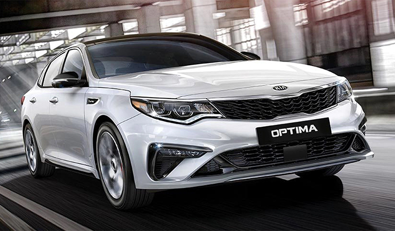 New 2020 Kia Optima Leesburg Florida