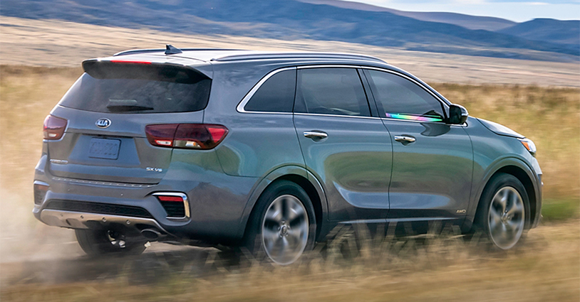 New 2020 Sorento Bill Bryan Kia