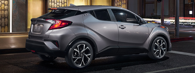 New 2018 C-HR Bondy's Toyota
