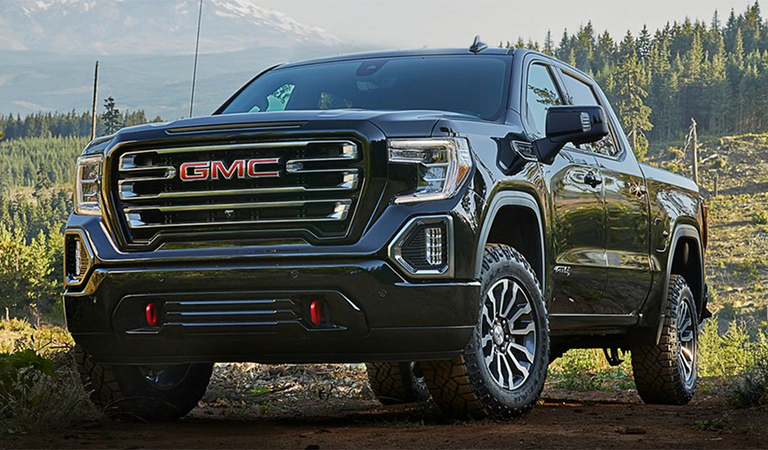 2018 GMC Sierra vs. 2019 GMC Sierra: What's the Difference ...
