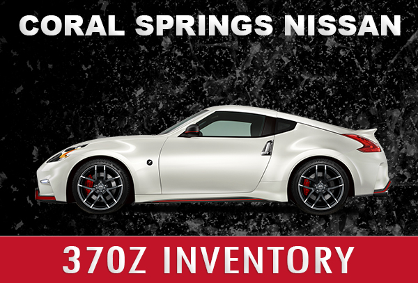 Call 954 388 2343 To Learn More About The 2017 Nissan 370Z!