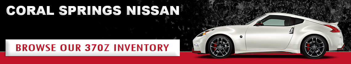 Coral Springs Nissan Dealer In Coral Springs Florida