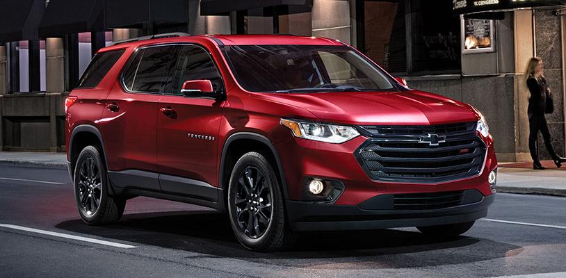 New Crossover Inventory | Everett Chevrolet Buick GMC Hickory | NC Dealership