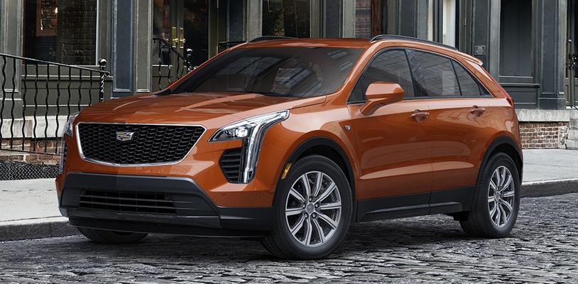 New 2019 XT4 | Everett Cadillac | North Carolina Dealership