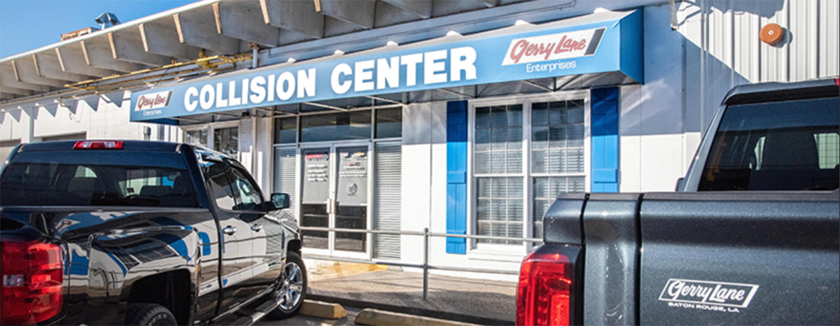 Gerry Lane Chevrolet Collision Center
