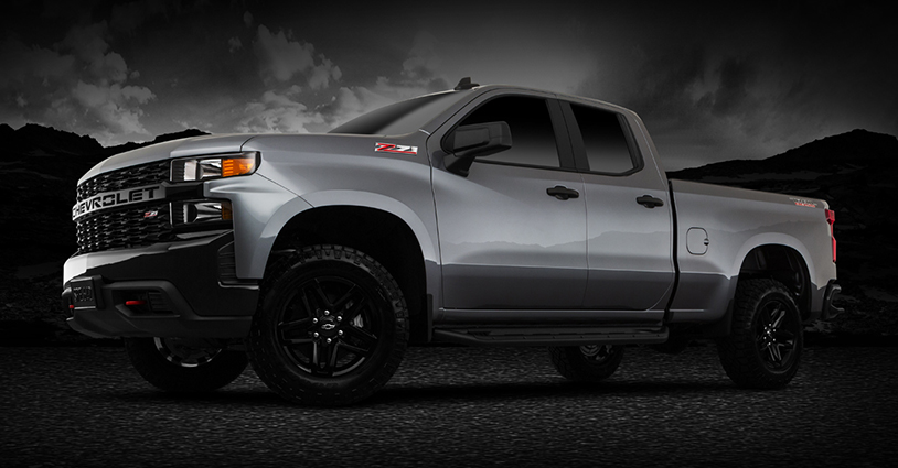 New 2019 Silverado 1500 Gerry Lane Chevrolet