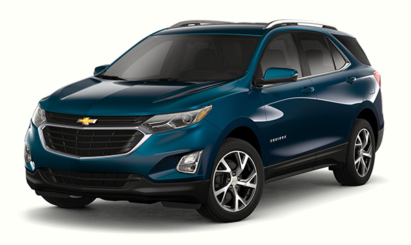 2019 Chevrolet Equinox LT 2.0L Turbo