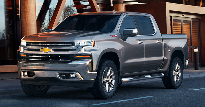 New 2020 Silverado 1500 | Gerry Lane Chevrolet | Baton ...
