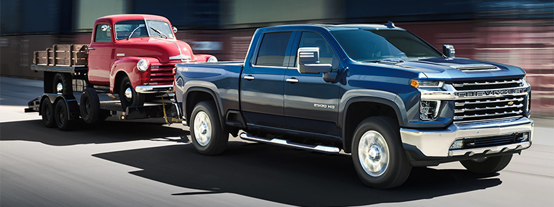 New 2020 Chevrolet Silverado 2500 Baton Rouge Louisiana