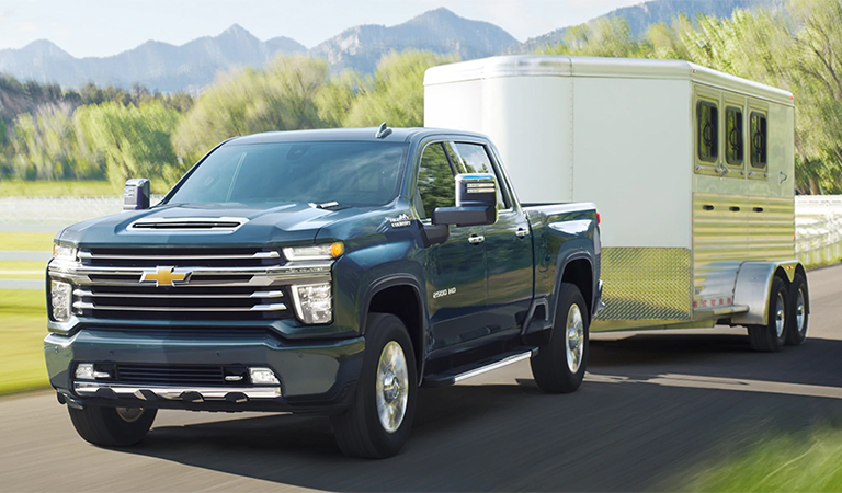 New 2020 Chevrolet Silverado 2500 Baton Rouge LA