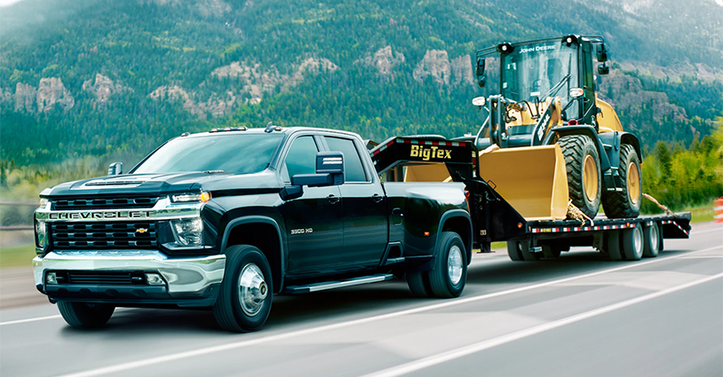 New 2020 Silverado 3500 Gerry Lane Chevrolet