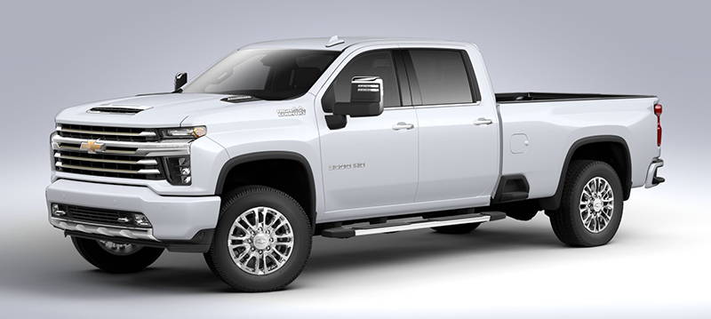 2020 Chevrolet Silverado 3500 High Country
