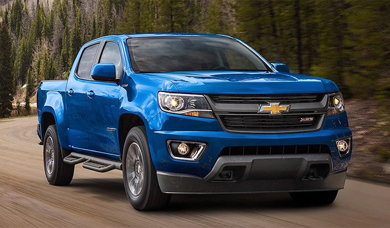 2020 Chevrolet Colorado Baton Rouge LA