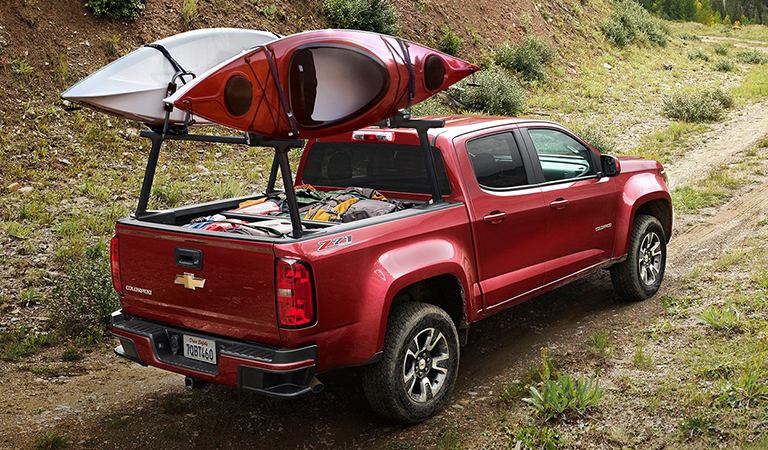 New 2020 Chevrolet Colorado Baton Rouge LA