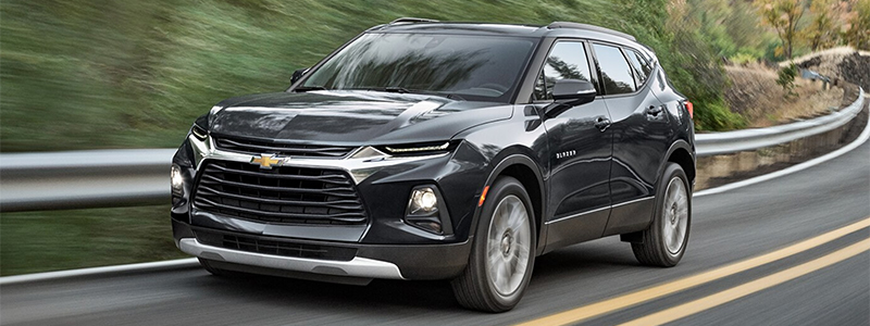 New 2021 Chevrolet Blazer Baton Rouge Louisiana