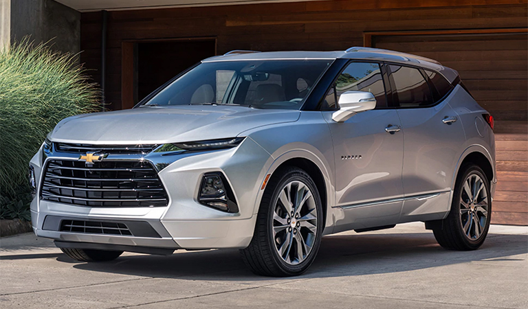 New 2021 Chevrolet Blazer Baton Rouge LA