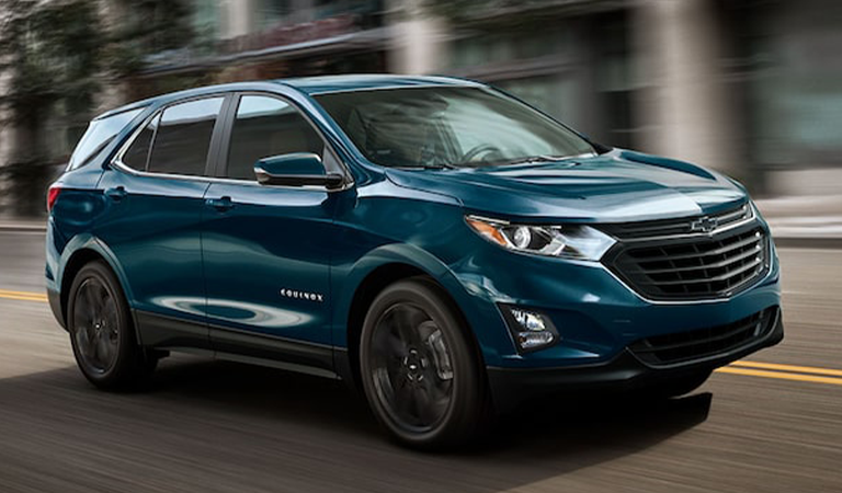 New 2021 Equinox Baton Rouge LA
