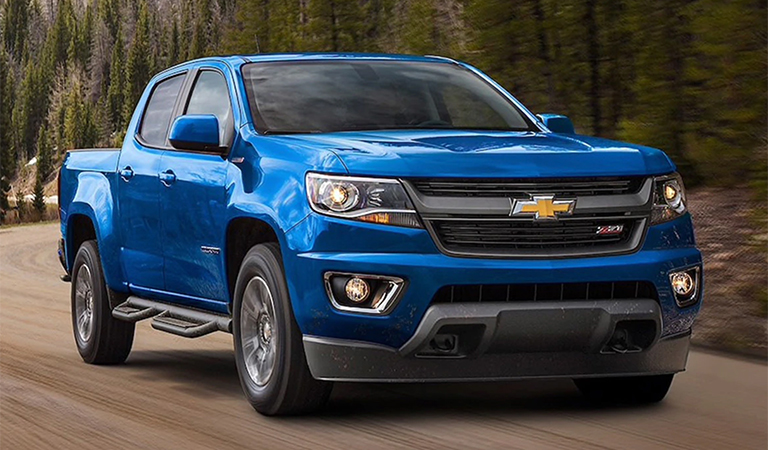 New Chevrolet Colorado Baton Rouge LA