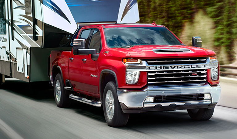 New Chevrolet Silverado HD Baton Rouge LA