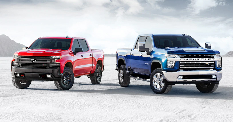 New Truck Models Gerry Lane Chevrolet