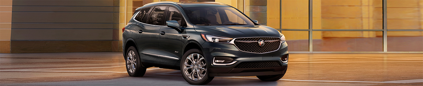 New Buick Enclave Avenir Cary NC