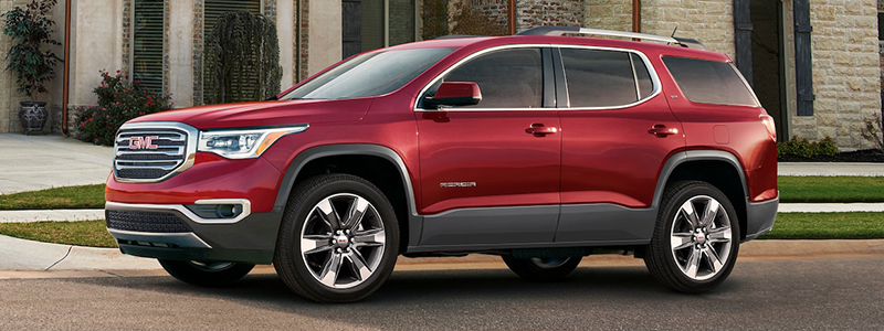 North Carolina New 2018 GMC Acadia