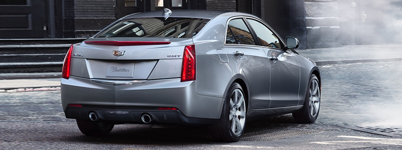 North Carolina New 2018 Cadillac ATS