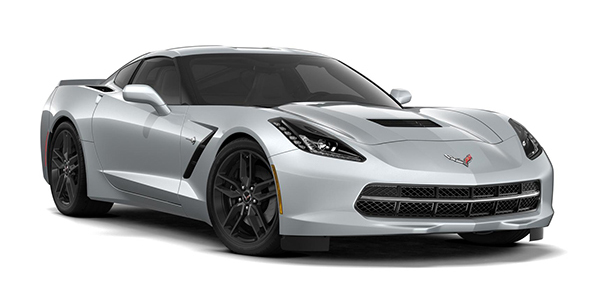 2019 Corvette Stingray 1LT with Z51 Package