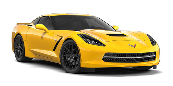 2019 Corvette Stingray 3LT with Z51 Package