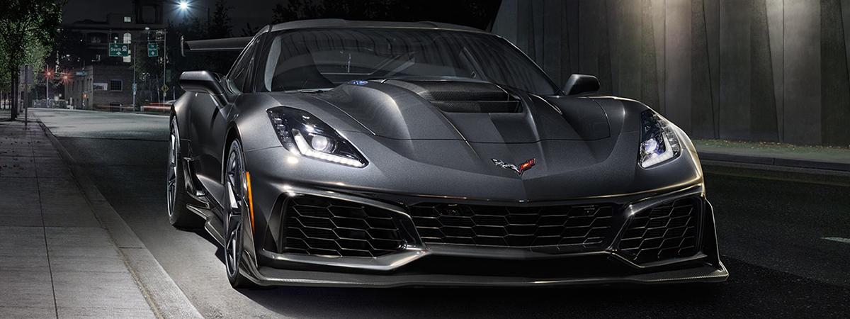 New 2019 Chevrolet Corvette Grand Sport 3lt