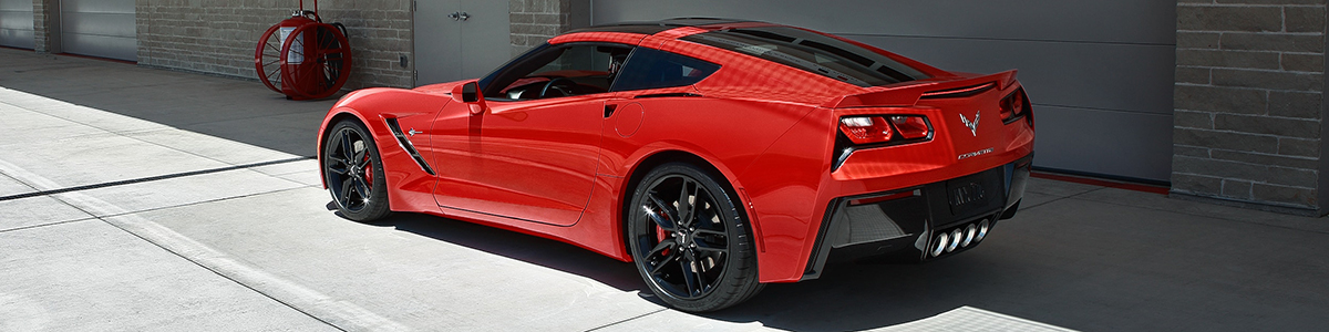 2019 Chevrolet Corvette Stingray Cary NC