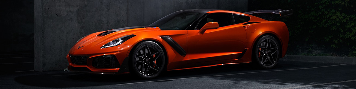 2019 Chevrolet Corvette ZR1 Cary NC