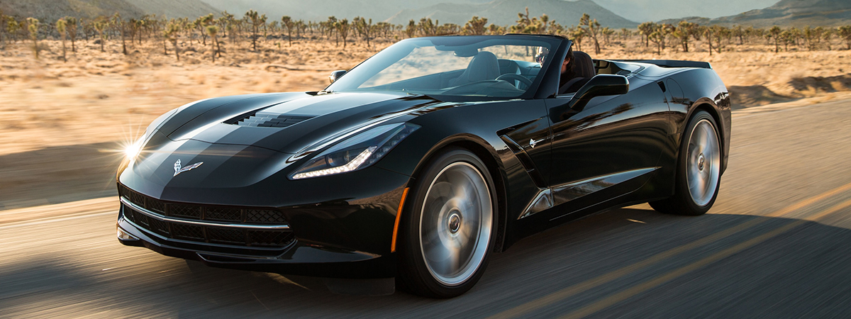 New 2019 Corvette Stingray Hendrick Chevrolet Cary Nc