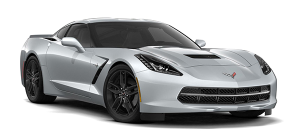 2019 Corvette Stingray 1LT w/ Z51 Package