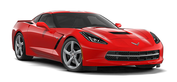 2019 Corvette Stingray 2LT w/ Z51 Package