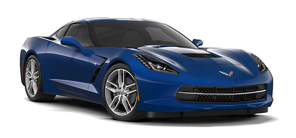 2019 Corvette Stingray 2LT