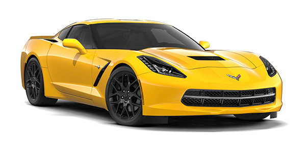 2019 Corvette Stingray 3LT w/ Z51 Package
